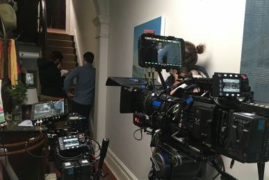 DP Judd Overton selects Varicam LT for