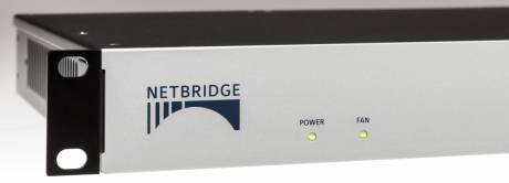 With its 64 -channel interface, including MADI and AoIP, Netbridge UHD links to all kinds of production systems.
