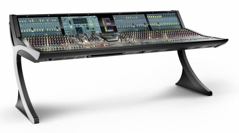 Saarländischer Rundfunk's new Lawo console features a range of innovative mix-assist systems.
