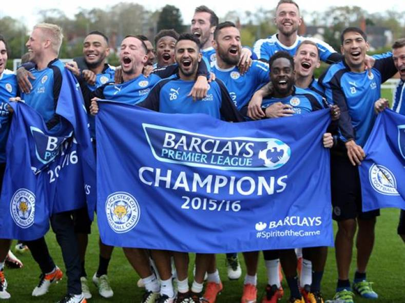 Events like Leicester City's totally unexpected winning of the English Premier League all help boost demand for live sports streaming.