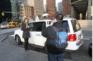 Providers of portable remote broadcasting systems like LiveU have seen big increases in sales and sessions during the Covid-19 pandemic.