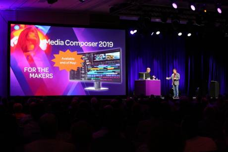 The new Media Composer 2019 will give editor new capabilities for creativity and finishing.