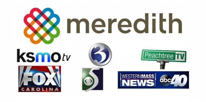 Meredith TV stations KSMO, WFSB, WPCH, WHNS, WNEM and WGGB will repack with Comark transmitters.