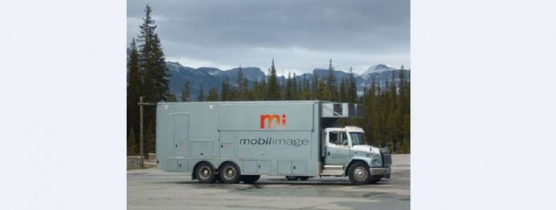 The Nomade HD truck is part of  the Mobilimage OB fleet.