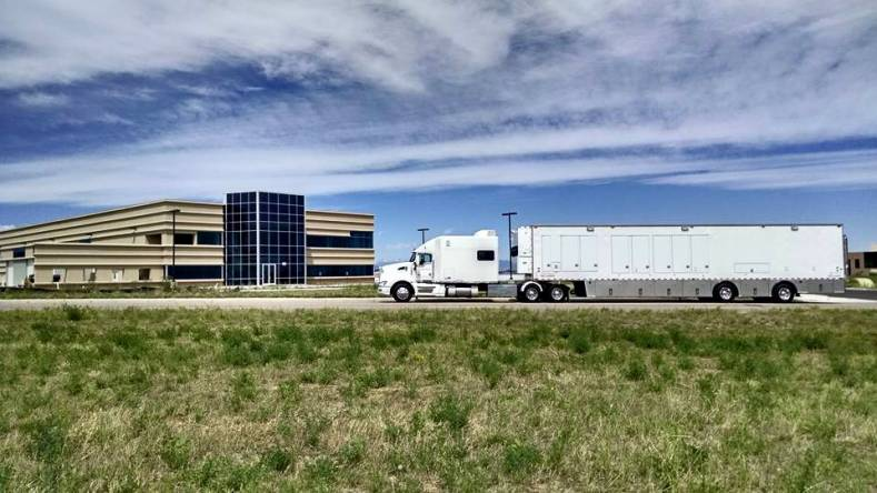 MTVG is now using a number of recycled materials at its Englewood, Colo. headquarters to build its eco-friendly trucks.