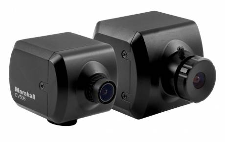 The new HD POV cameras support all frame rates in each model.