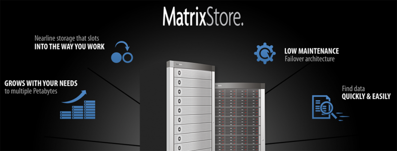 Zodiak Media chooses the MatrixStore platform