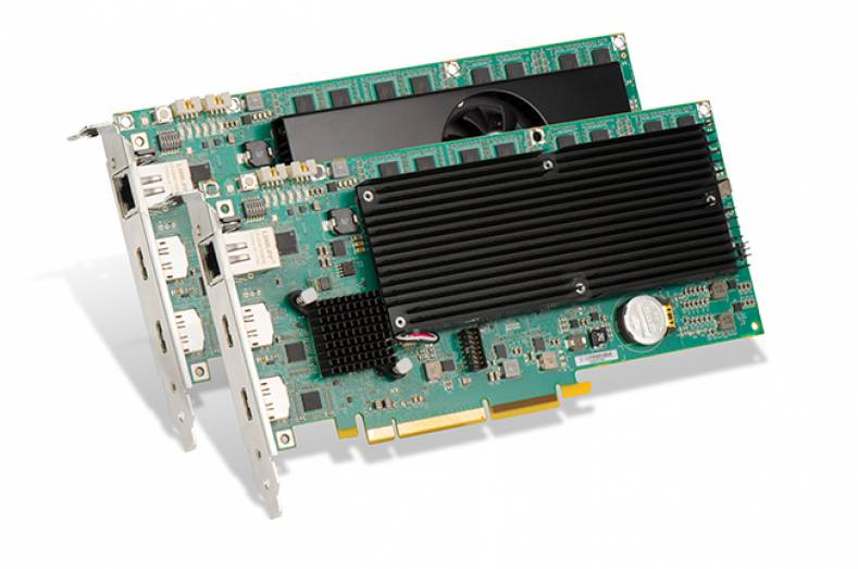 Matrox Mura IPX multiviewer and video wall decoder boards