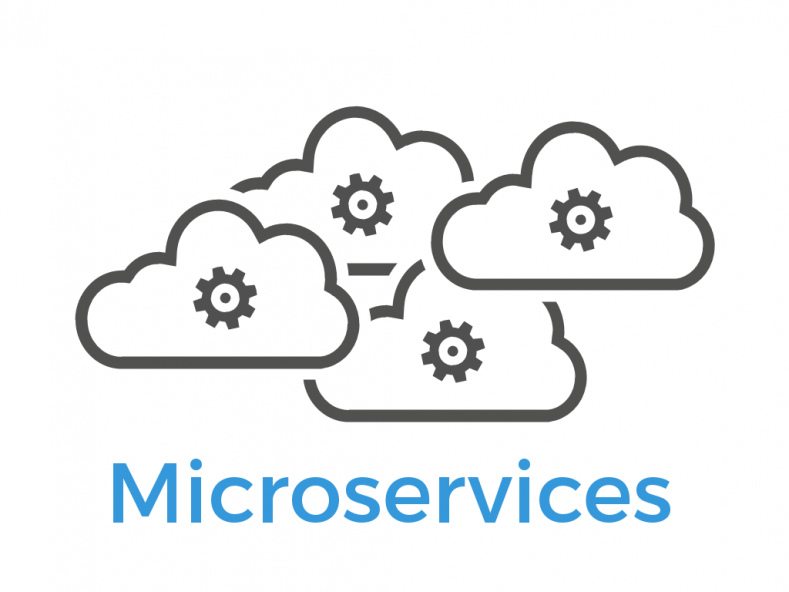 Microservices are specifically re-architected for life in the cloud