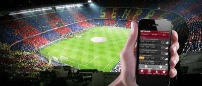 Europeans watch more online sports content on mobiles than the rest of the world.