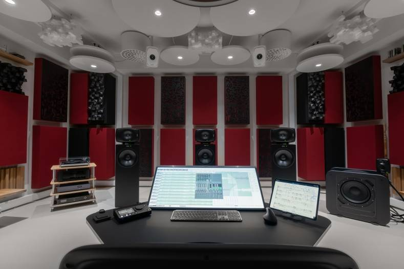 Lindberg's newly upgraded post production facility is designed specifically for the editing, mixing and mastering of immersive audio.