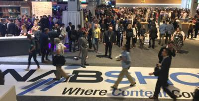 2017 NAB Show crowds scoured technical exhibits searching for new solutions and clues to TV