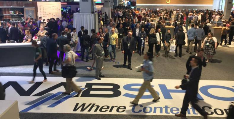 2017 NAB Show crowds scoured technical exhibits searching for new solutions and clues to TV's future.