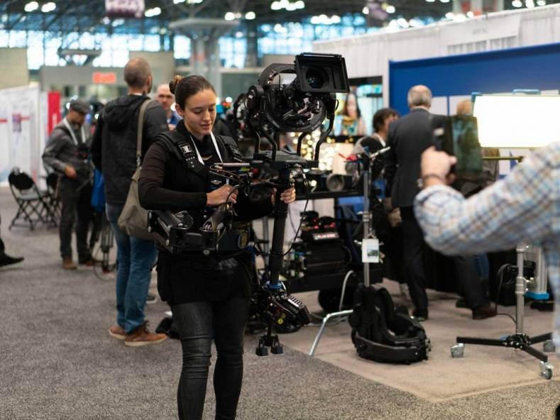 This year's NAB Show NY exhibit floor will feature 50 new companies.