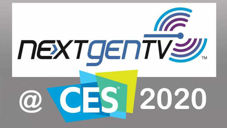Expecting NEXTGEN TV to reach orbit at CES 2020 may have been a bit optimistic.