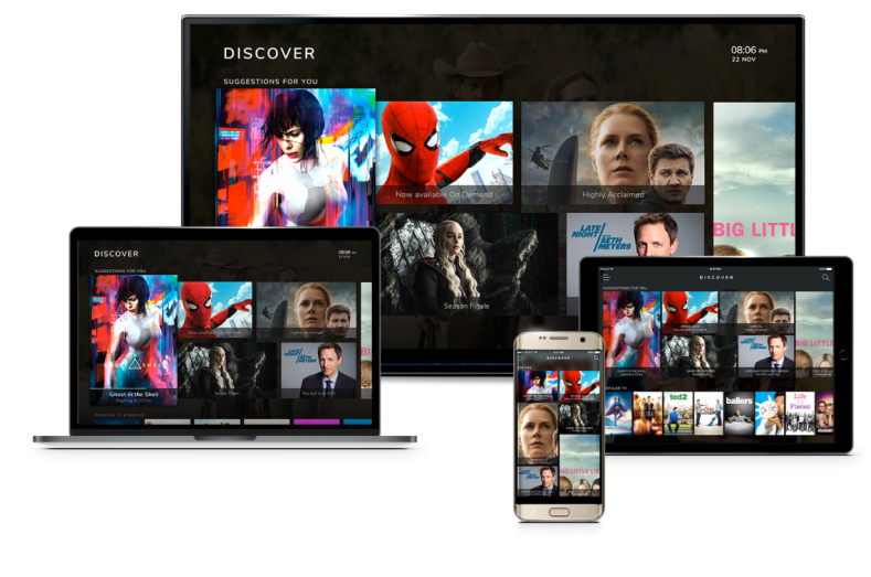 Merging Pay-TV and OTT for the Ultimate User Experience