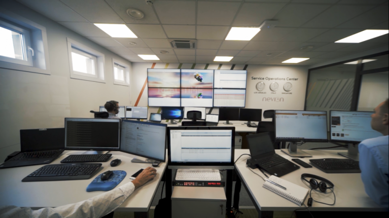 Nevion's first specialized Service Operations Centers  is launched in Gdansk, Poland