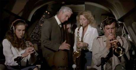 Flying on instruments was more fun in 1980 than it will be in 2021. Courtesy Paramount Pictures.