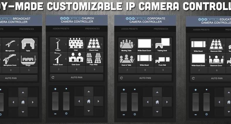 PTZOptics Introduces Open Source PTZ Camera Controller Customized