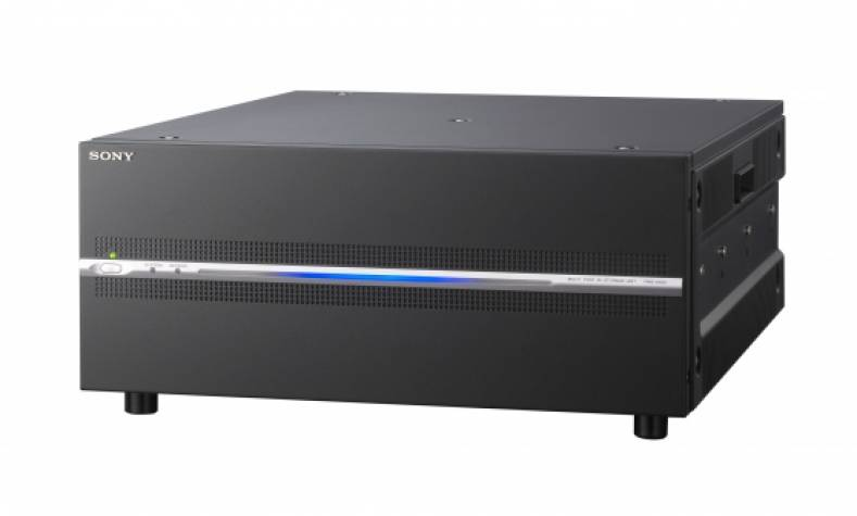 The PWS-4500 server features Share Play file and content sharing networking that streamlines networked  live remote production.