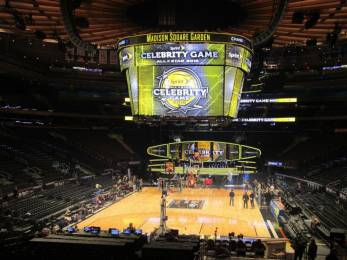 With lots of cellular traffic, The Barclay's Center proved the perfect proving ground for the PWS team and its wireless RF technology.