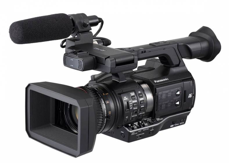 The AK-PX230 camcorder suits wide range of genres including ENG and documentary