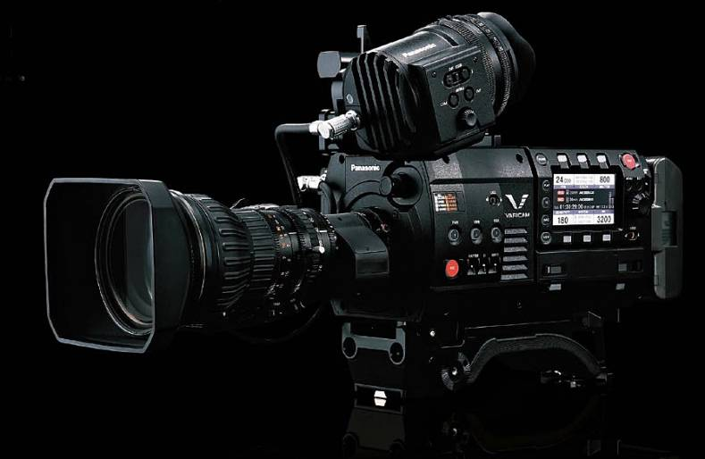 Panasonic release firmware update for Varicam 35/HS, includes support for HFR and 4K on latest expressP2 cards
