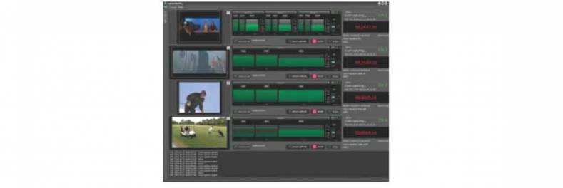 Playbox's successor to existing CaptureBox, CaptureBox PRO supports up to four channels of HD/SD to be captured from digital feeds, analogue