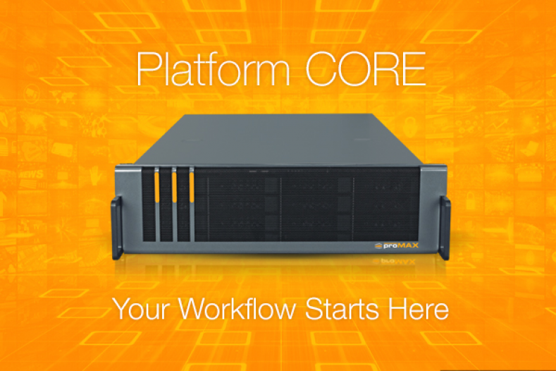 Platform CORE is a shared storage range of servers.