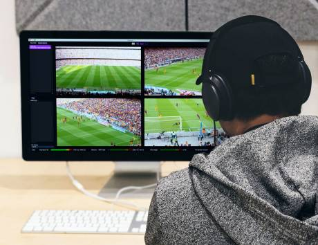 Media IO server features expanded support for real-time video editing.