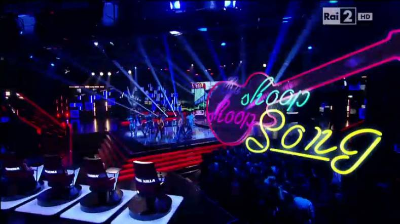 "Brainstorm's eStudio technology allowed Italian broadcaster RAI to incorporate live graphics for ""The Voice."