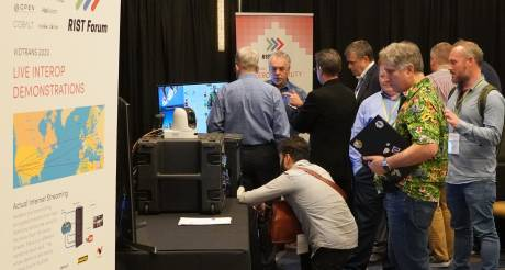 Cobalt, DVEO, Evertz, Net Insight, Nevion, QVidium, VideoFlow and Zixi have all participated in demonstrations of the RIST Main Profile.