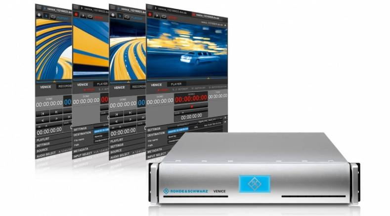The solution offers workflows for SD to 4K