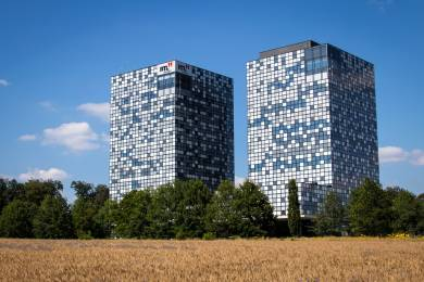 Broadcasting group RTL is headquartered in Luxembourg, although Germany is its biggest market.