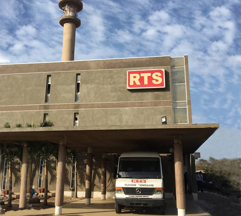RTS Senegal has installed Avid newsroom and graphics tools to establish a collaborative news workflow for its news content.