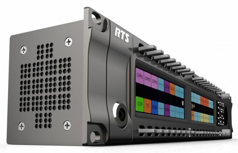 The new RTS KP-3052 will provide NBC Olympics with an intercom that ensures ultra-low latency with reduced noise and echo delay.