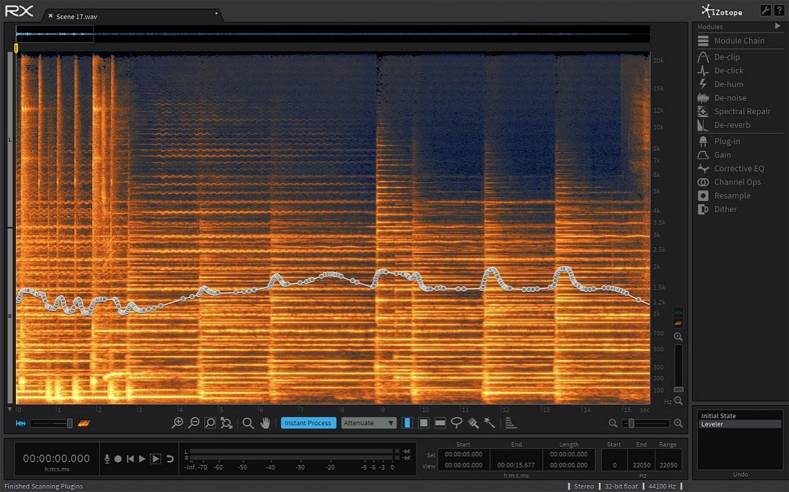 iZotope to Release RX6 Audio Repair Suite at 2017 NAB Show
