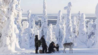 Guillaume Maidatchevsky spent years working on A Reindeer