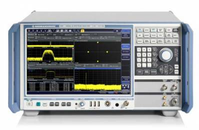 Analize DOCSIS 3.1 signals with new R&S DSA software used with FSW spectrum analyser