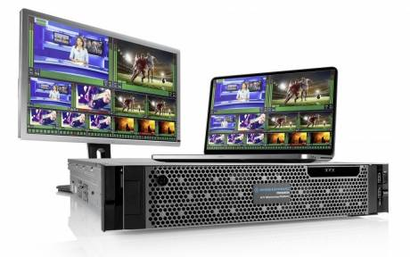 Rohde and Schwarz PRISMON – Multiviewer & audio/video monitoring solution.