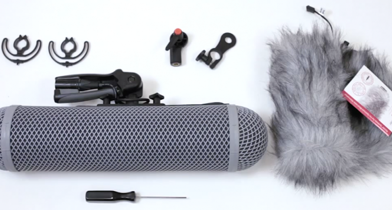 Killing Extraneous Noise When Using a Microphone - The Broadcast