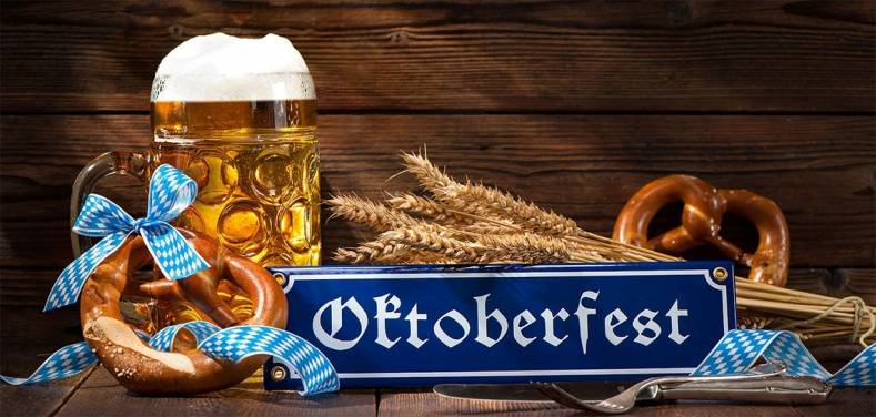 Oktoberfest at the SMPTE 2018 fall conference.
