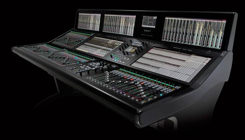 SSL Leverages AoIP and COTS with System T Consoles - The