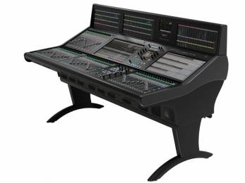 The SSL System T represents the first console to use the new Dante HC (High channel) connectivity protocol.