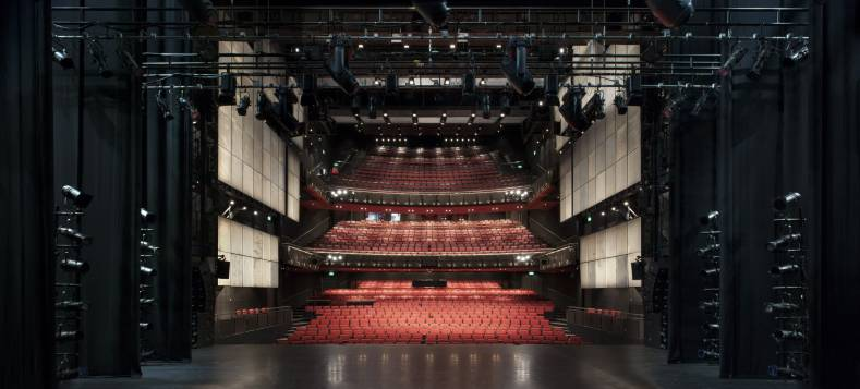 Sadler's Wells Theatre in London is one of the world's leading dance venues. Photo:© Philip Vile.