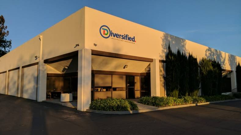 Over twenty Diversified locations around North America and Asia include this Santa Clara CA office.