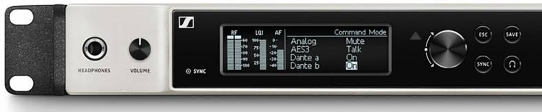 Sennheiser Upgrades Digital 6000 Wireless for Dante and