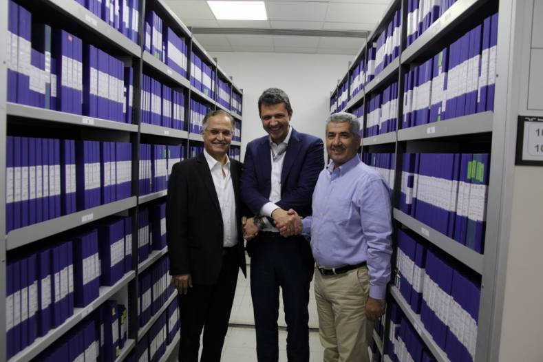 mediARC will be used to digitize and manage Sharjah Media Corporation's video archive.