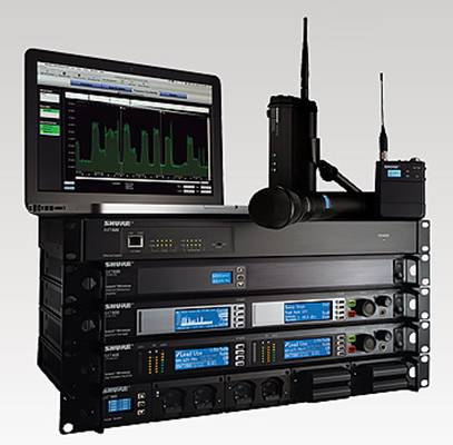 New 2 4 GHz Wireless Mic Systems Challenge UHF - The