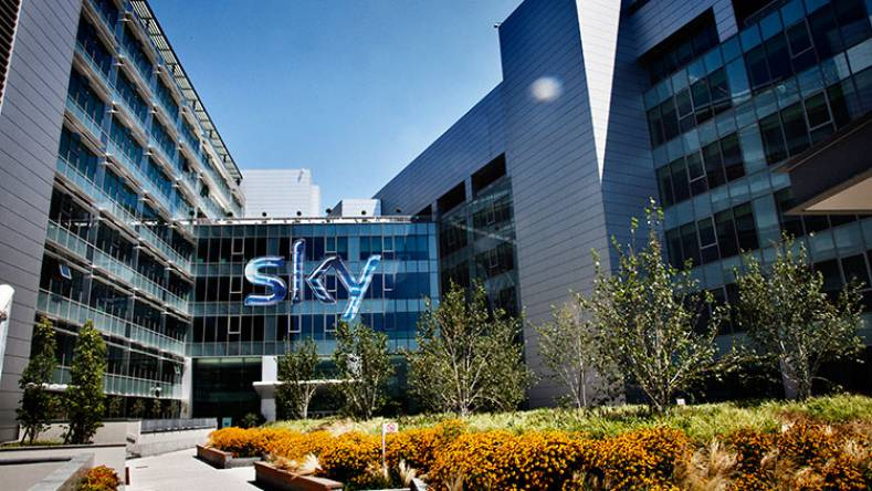 As Europe's biggest pay TV operator, SKY is at the center of a power struggle between Disney and Comcast.